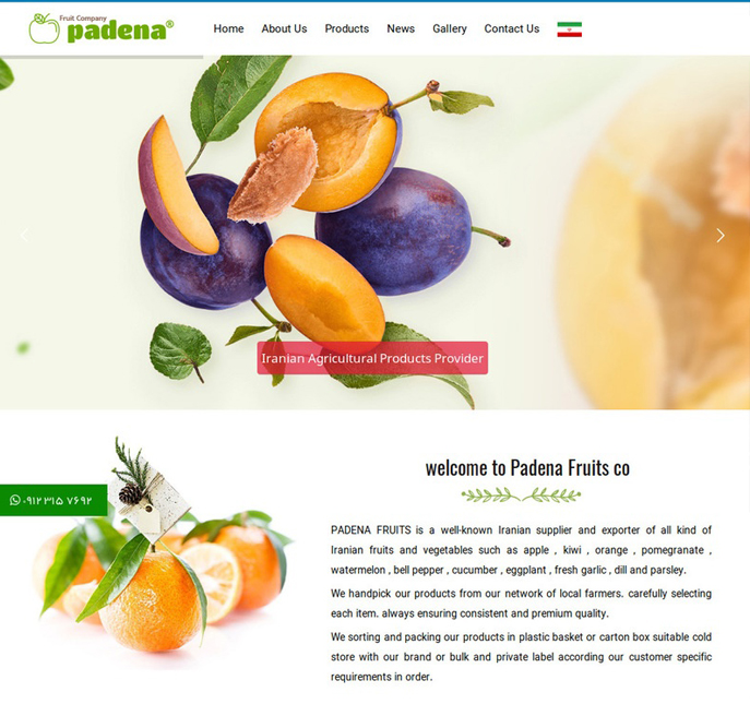 Padena Fruits co